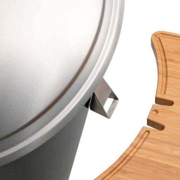 Höfats Cone Board Avlastningsbord koppling