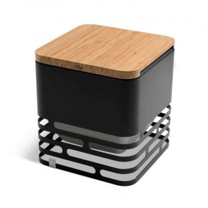 Höfats Cube Bordsskiva på Höfats Cube Eldkorg & Kolgrill