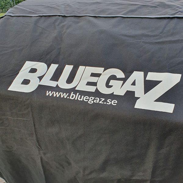 Bluegaz Z5 & X1 Grillöverdrag närbild