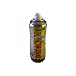 Rengöringsspray för rostfritt stål