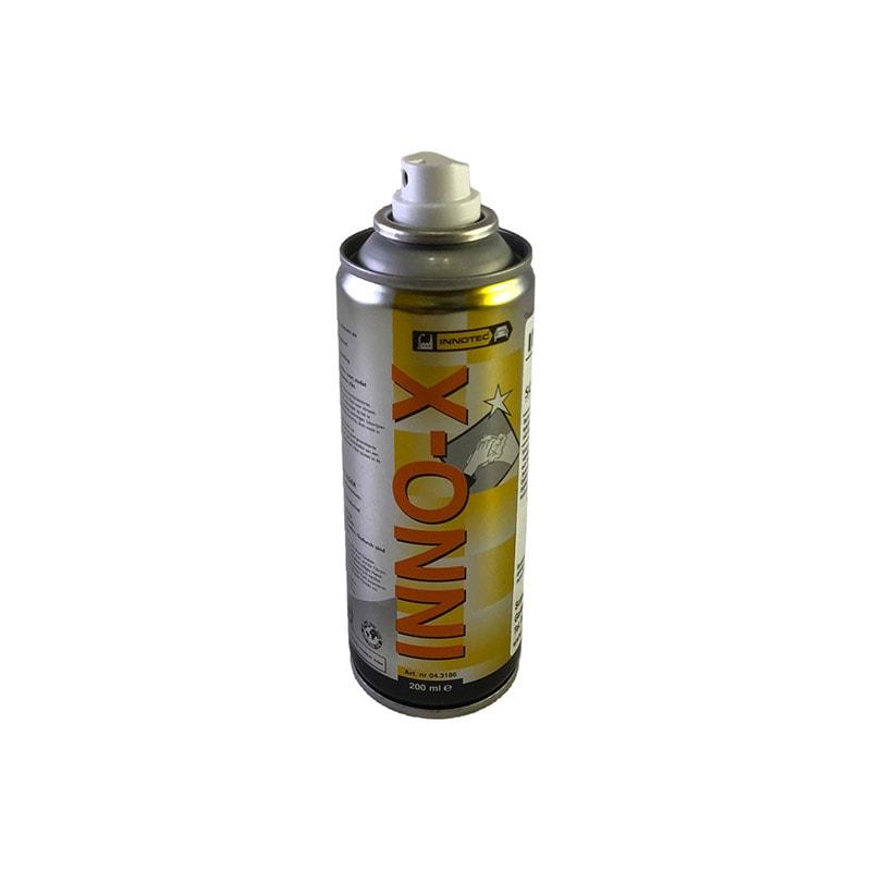 Rengöringsspray för rostfritt