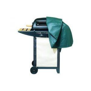 Grönt väderresistent Campingaz grillöverdrag