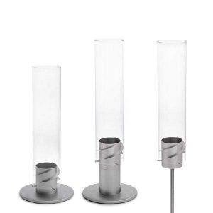Höfats Spin eldlykta 120 grå med olika tillbehör