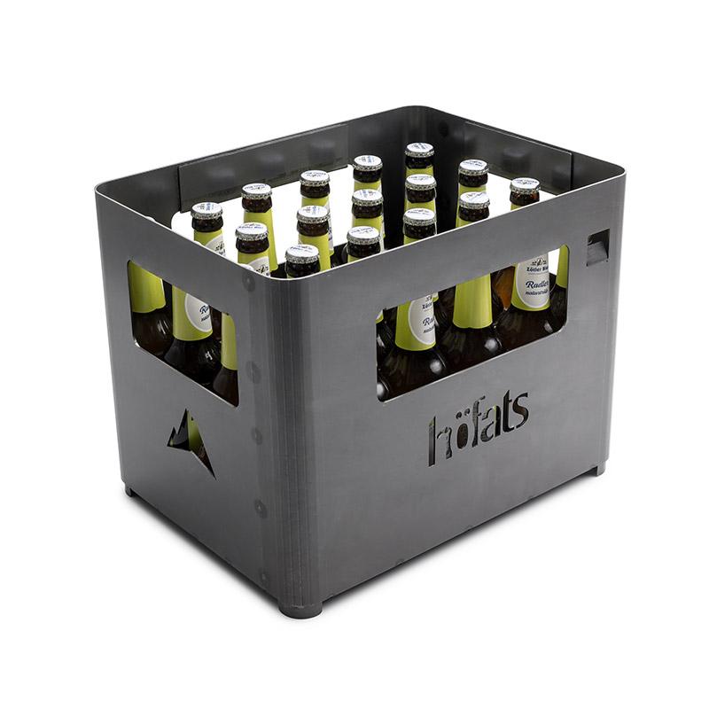 Beer Box Eldkorg